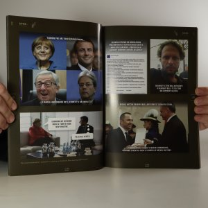 antikvární kniha Zem & vek. Geopolitický a kultúrný mesačník. Vybraná čísla z let 2017 a 2018 (viz poznámka), 2017,2018
