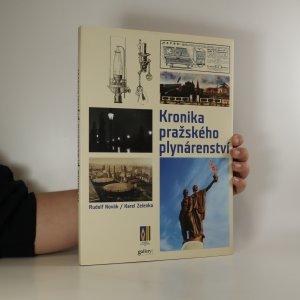 náhled knihy - Kronika pražského plynárenství