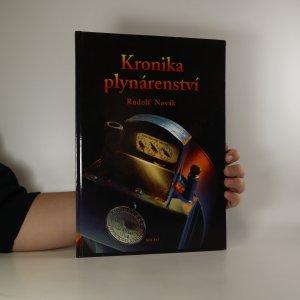 náhled knihy - Kronika plynárenství