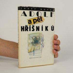 náhled knihy - Adolf a pět hříšníků