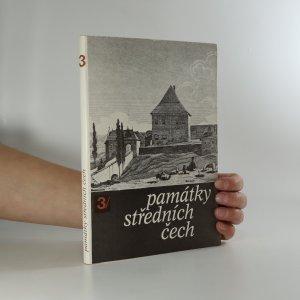 náhled knihy - Památky středních Čech 3. díl