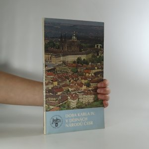 náhled knihy - Doba Karla IV. v dějinách národů ČSSR