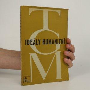 náhled knihy - Ideály humanitní. Několik kapitol