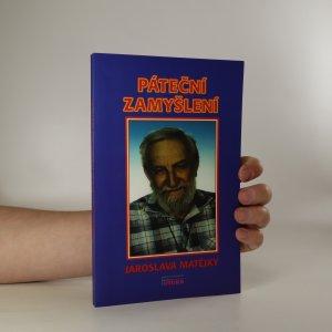 náhled knihy - Páteční zamyšlení Jaroslava Matějky