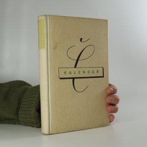 náhled knihy - Kalendář. Spisy bratří Čapků