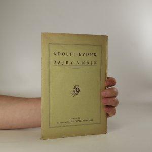 náhled knihy - Bajky a báje