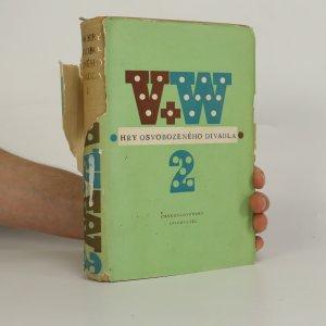 náhled knihy - Hry Osvobozeného divadla. 2. (viz foto)