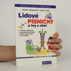 náhled knihy - Lidové písničky a hry s nimi
