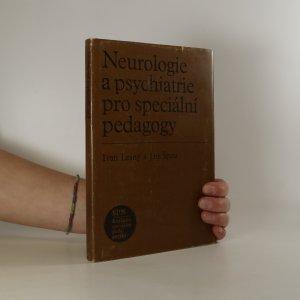 náhled knihy - Neurologie a psychiatrie pro speciální pedagogy