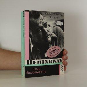 náhled knihy - Hemingway. Eine Biographie