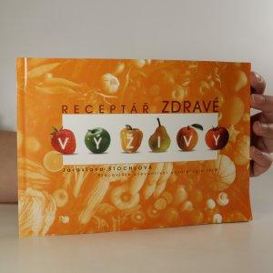 náhled knihy - Receptář zdravé výživy