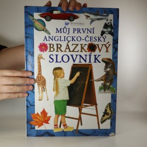 náhled knihy - Můj první anglicko-český obrázkový slovník