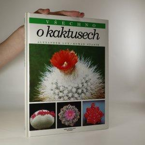 náhled knihy - Všechno o kaktusech