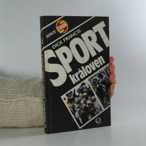 náhled knihy - Sport královen