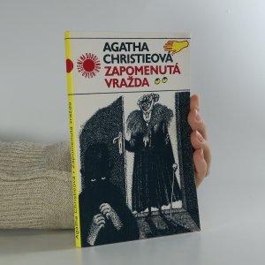 náhled knihy - Zapomenutá vražda
