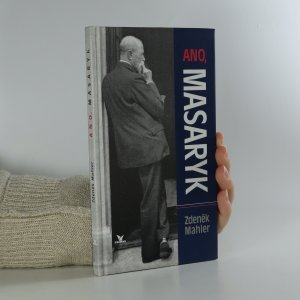 náhled knihy - Ano, Masaryk