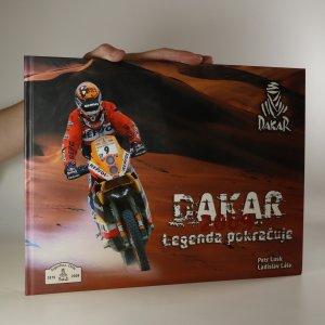 náhled knihy - Dakar 2009. Legenda pokračuje
