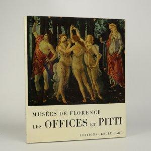 náhled knihy - Musées de Florence. Les Offices et Pitti