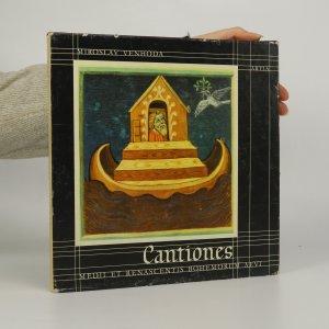 náhled knihy - Cantiones medii et renascentis Bohemorum aevi