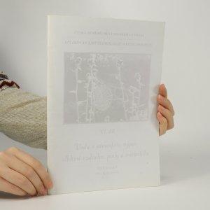 náhled knihy - Aplikovaná meteorologie a klimatologie. Díl VI.