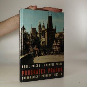 náhled knihy - Procházky Prahou. Fotografický průvodce městem