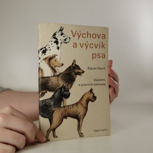 náhled knihy - Výchova a výcvik psa. Služební a pracovní plemena