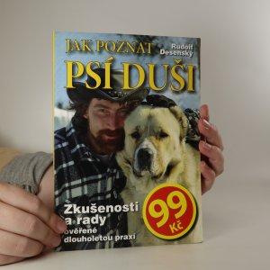 náhled knihy - Jak poznat psí duši. Zkušenosti a rady ověřené dlouholetou praxí