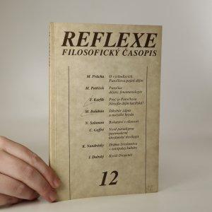 náhled knihy - Reflexe. Filosofický časopis. Č. 12