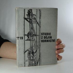 náhled knihy - Studie z dějin hornictví 19.