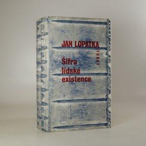 náhled knihy - Šifra lidské existence