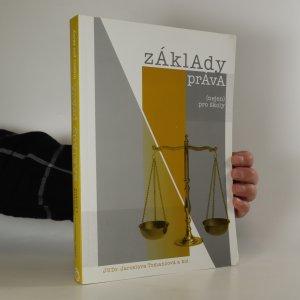 náhled knihy - Základy práva (nejen) pro školy