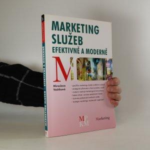 náhled knihy - Marketing služeb efektivně a moderně