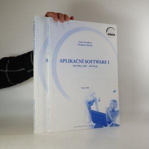 náhled knihy - Aplikační software I, II (MS Office 2007 - MS Word)