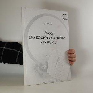 náhled knihy - Úvod do sociologického výzkumu