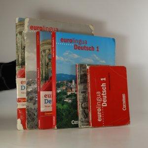 náhled knihy - Eurolingua Deutsch 1, 2 (pracovní sešit, učebnice, slovníček)