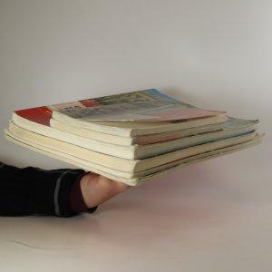 antikvární kniha Eurolingua Deutsch 1, 2 (pracovní sešit, učebnice, slovníček), 1996 - 2007