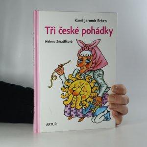 náhled knihy - Tři české pohádky