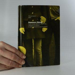 náhled knihy - Generace Jihlava