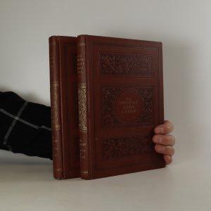 náhled knihy - Zločin a trest (4 díly ve dvou svazcích. Nekompletní, viz poznámka)