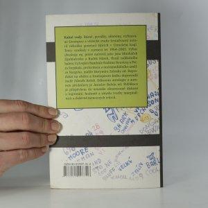 antikvární kniha Kalné vody. Marginální autoři Ústeckého kraje, 2005