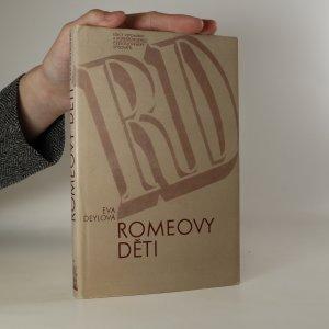 náhled knihy - Romeovy děti