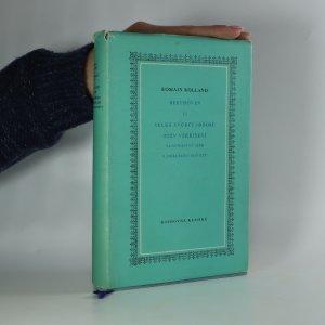 náhled knihy - Beethoven II. Velká tvůrčí období, zpěv a vzkříšení, slavnostní mše a poslední sonáty