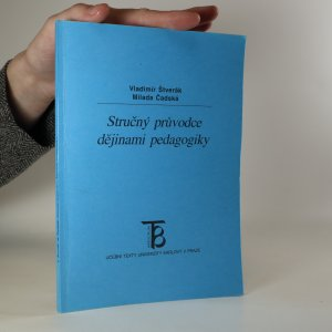 náhled knihy - Stručný průvodce dějinami pedagogiky