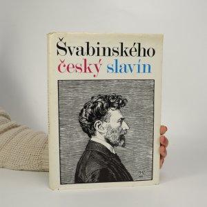 náhled knihy - Švabinského český Slavín. Sto portrétů M. Švabinského