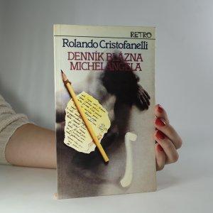 náhled knihy - Denník blázna Michelangela