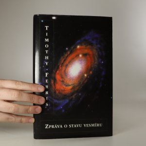 náhled knihy - Zpráva o stavu vesmíru