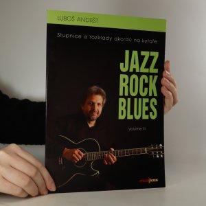 náhled knihy - Jazz, Rock, Blues. Díl III.