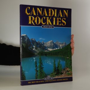 náhled knihy - Canadian Rockies