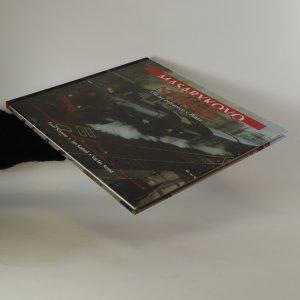 antikvární kniha Masarykovo nádraží (knižní blok vevázán vzhůru nohama), 1995