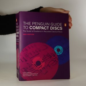 náhled knihy - The Penguin Guide to Compact Discs